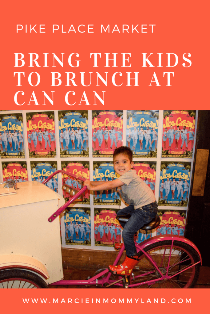 Bring the kids to brunch at Can Can