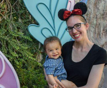 Bringing a Baby to Disneyland
