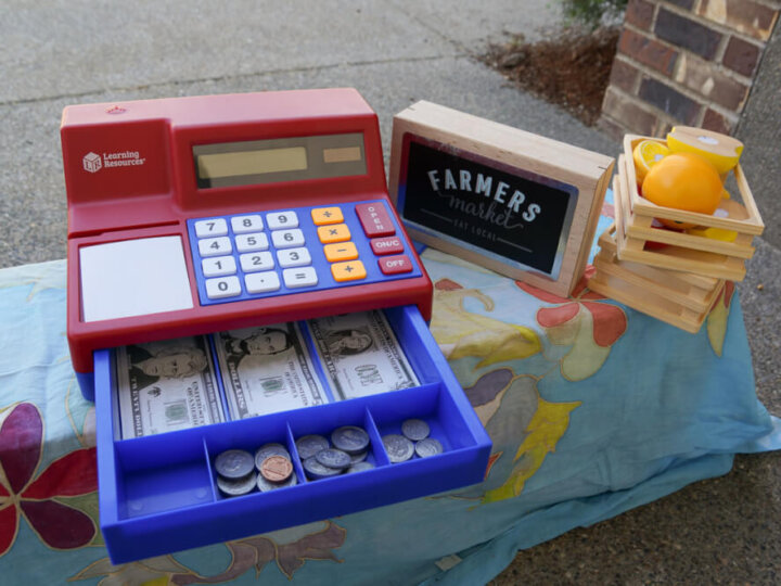 How to Teach Kids about Money & Travel Budgets