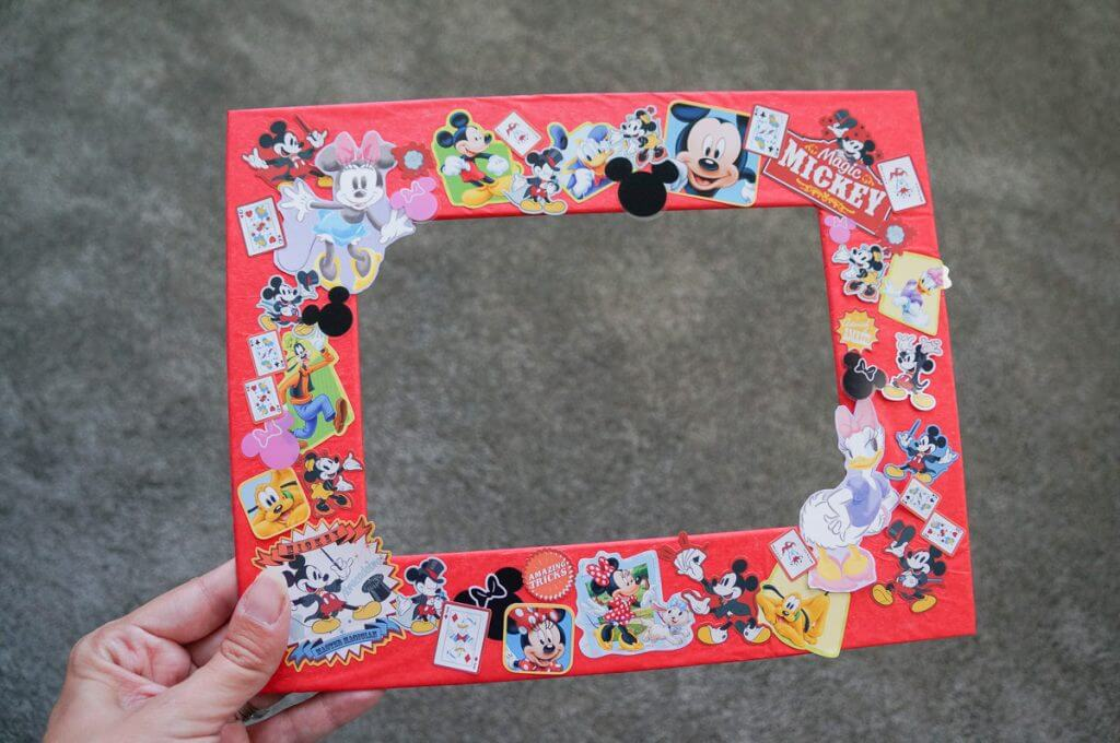 Disney collage photo frame