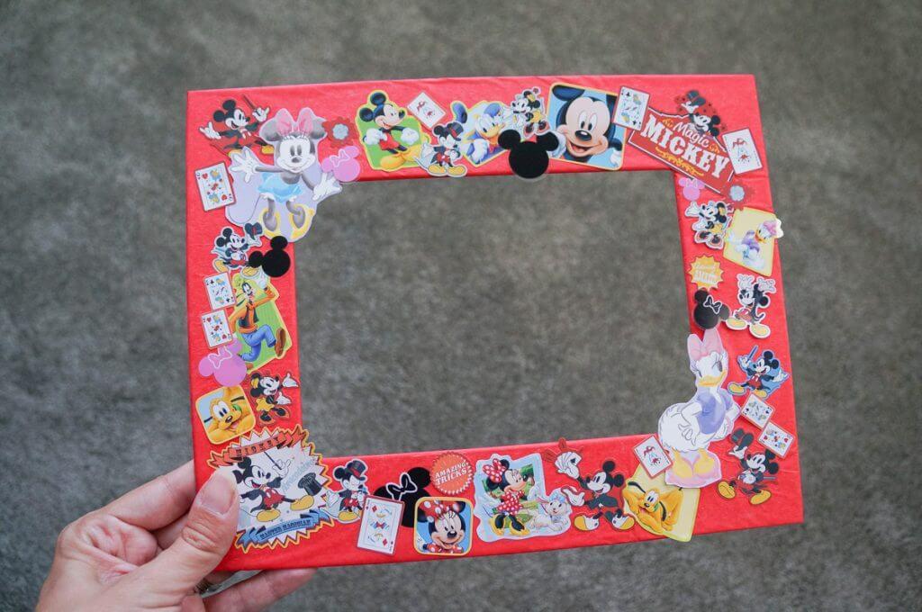 Disney collage photo frame
