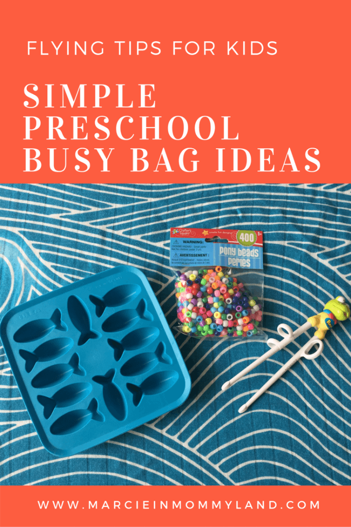Busy Bag Ideas for Preschoolers