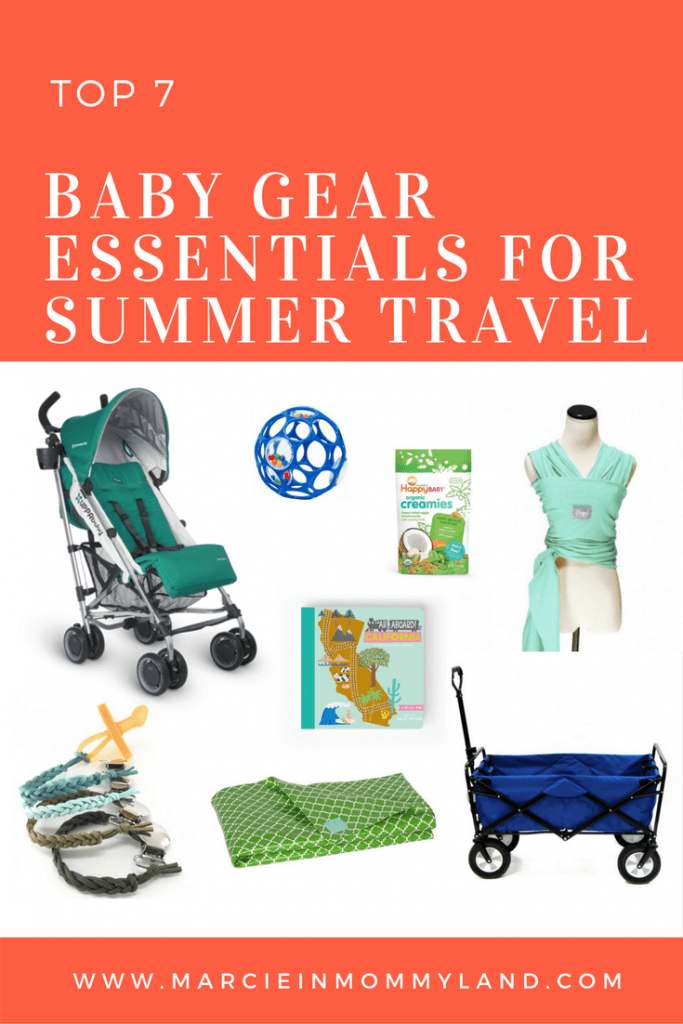 Top 7 Baby Gear Essentials for Summer