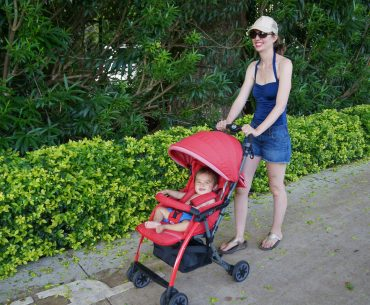 Travel Stroller Review: Pali Tre.9 Denim Attitude