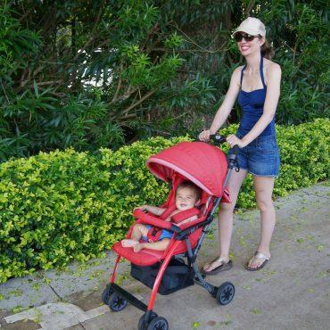 Travel Stroller Review: Pali Tre.9 Denim Attitude