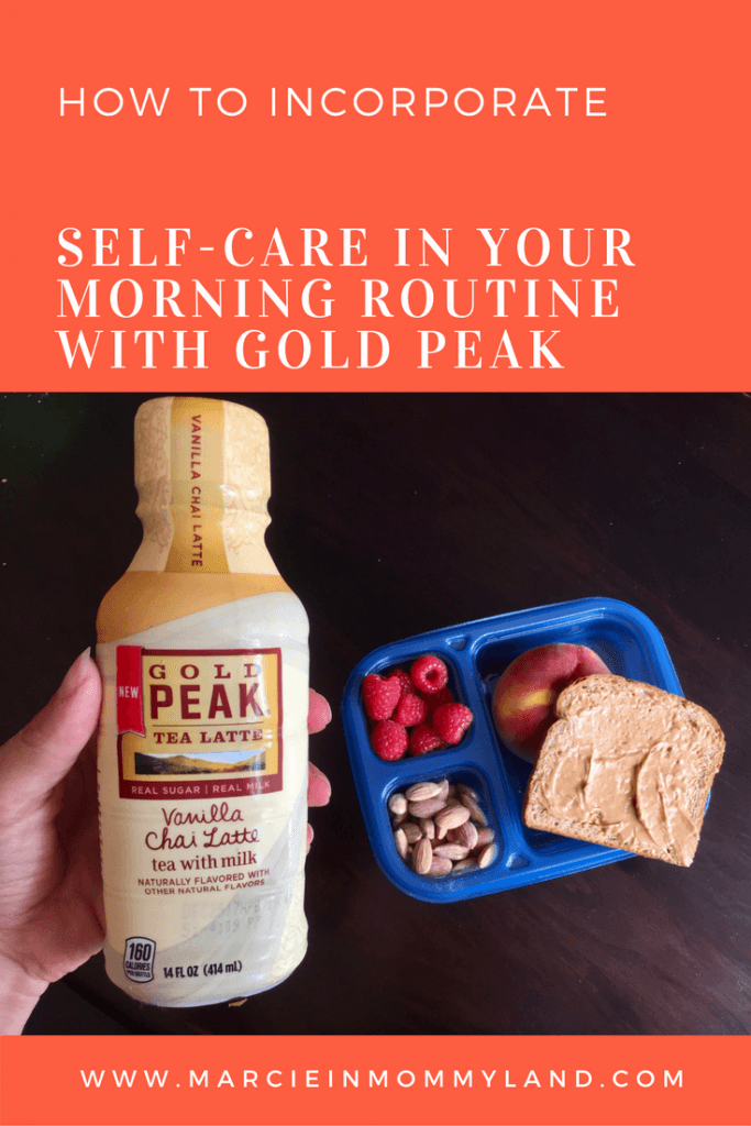 How to Incorporate Self-Care into your Morning Routine with Gold Peak