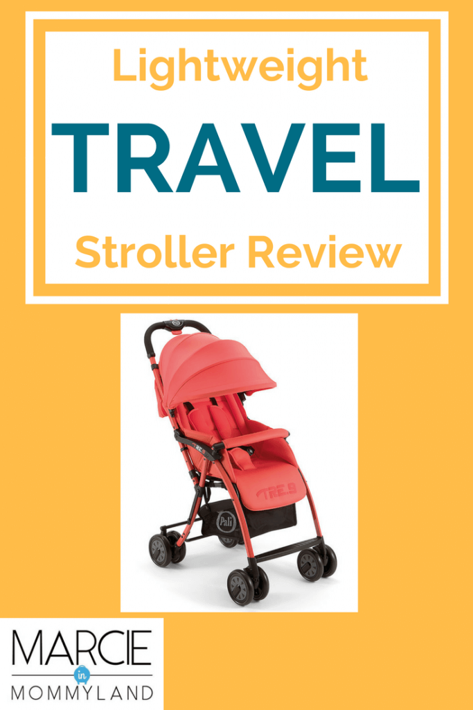 Lightweight travel stroller review for family travel