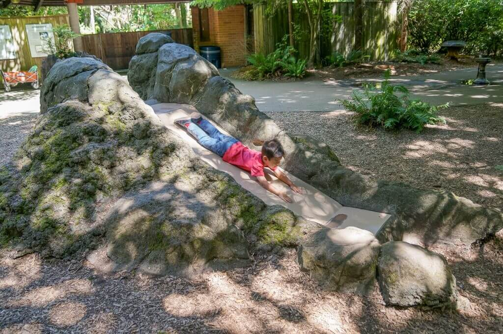 Playground at Woodland Park Zoo