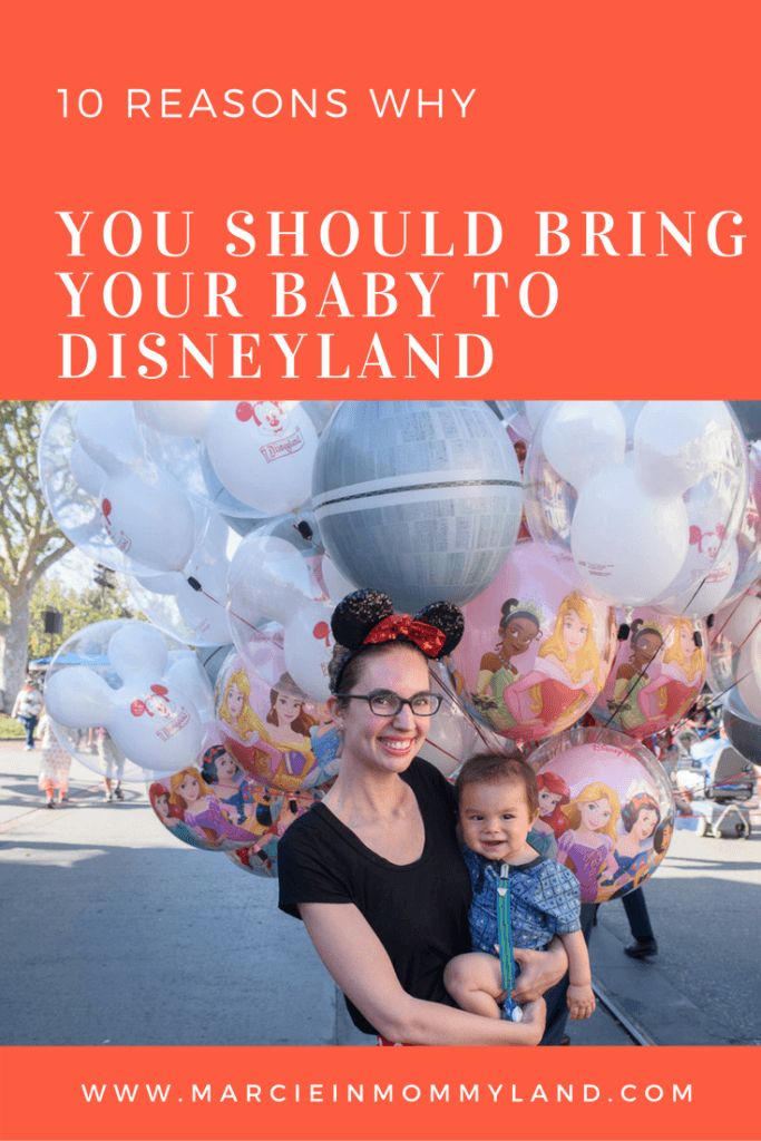 10 Reasons Why You Should Bring Your Baby to Disneyland