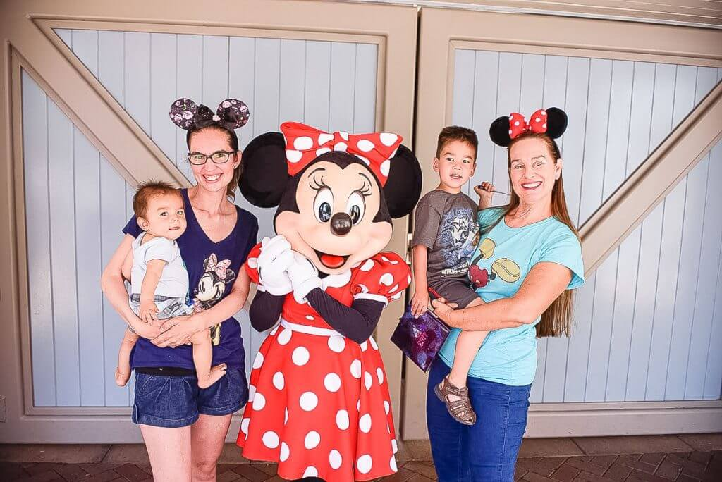 Disneyland with a baby can be one of your favorite Disney family vacation