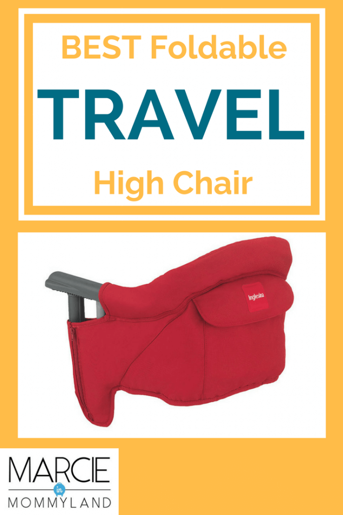 Best foldable travel high chair
