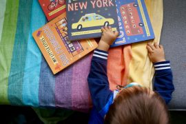 My Little Cities Chronicle Books series for babies and toddlers