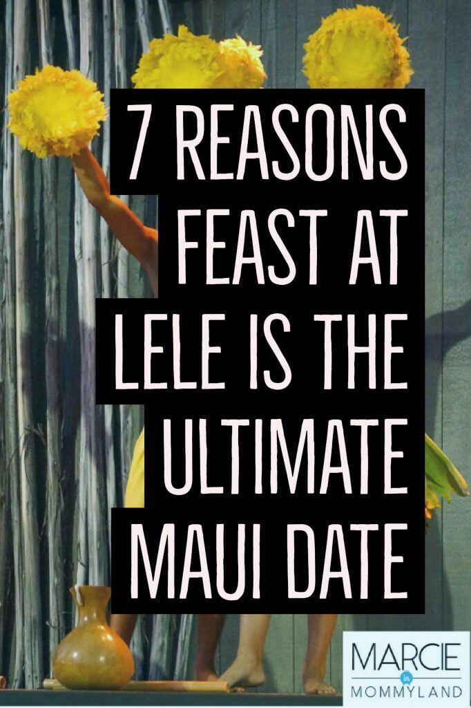 Maui's Feast at Lele