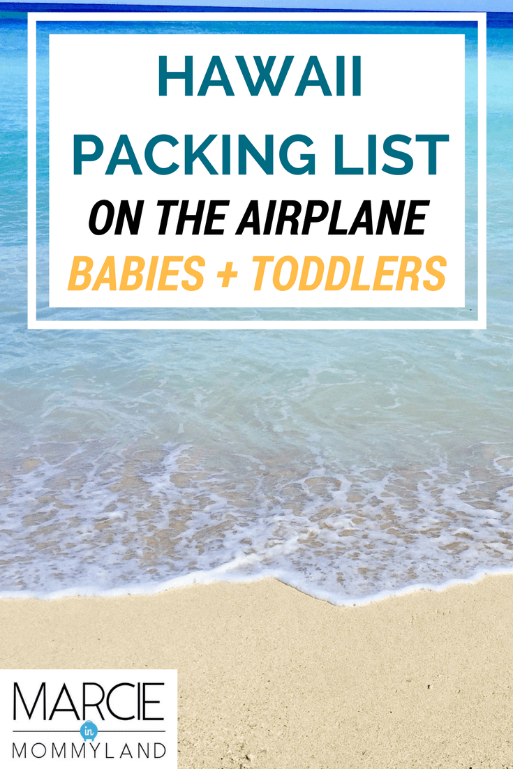 photograph about Printable Packing List for Hawaii identify Hawaii Packing Record for Traveling with Toddlers, Infants and