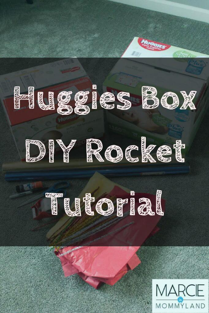 DIY Rocket Tutorial