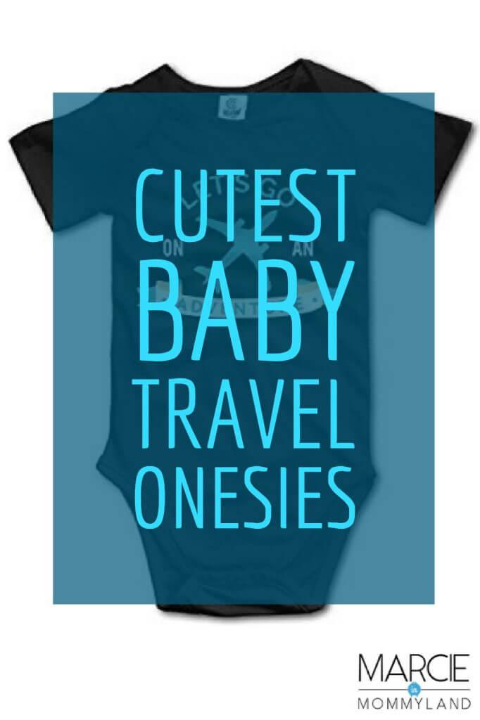 Cutest Baby Travel Onesies