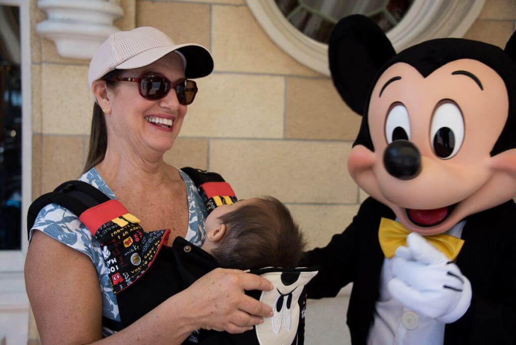 Disneyland Resort with Preschoolers