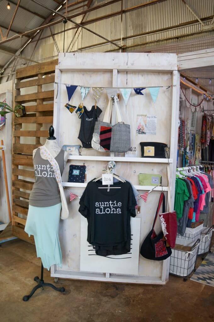 Warehouse 3540 boutique shops on Kauai