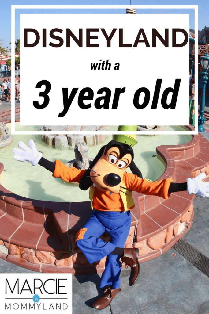 How to enjoy Disneyland with a 3 year old, Disneyland tips for family travel