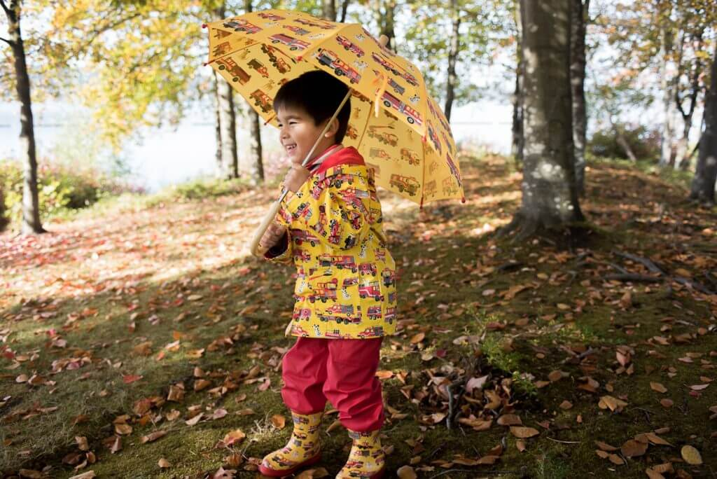 Hatley has the ultimate rain jackets, rain boots, rain pants and umbrellas for kids