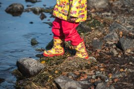 How to dress your kids for adventures in the Pacific Northwest