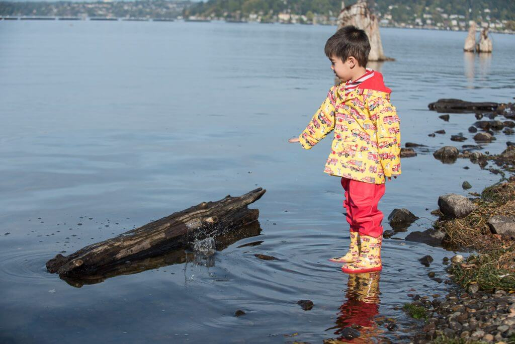 How to explore and have fun in Seattle and the Pacific Northwest with kids in the rain