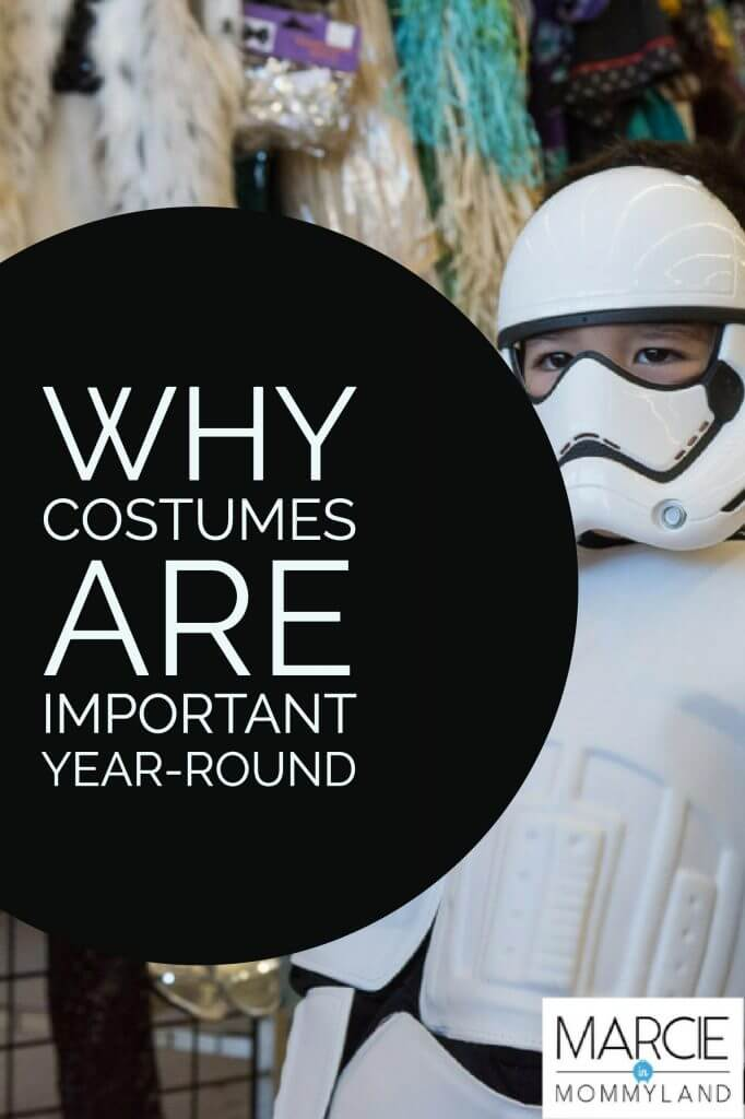 Why Costumes are Important Year Round