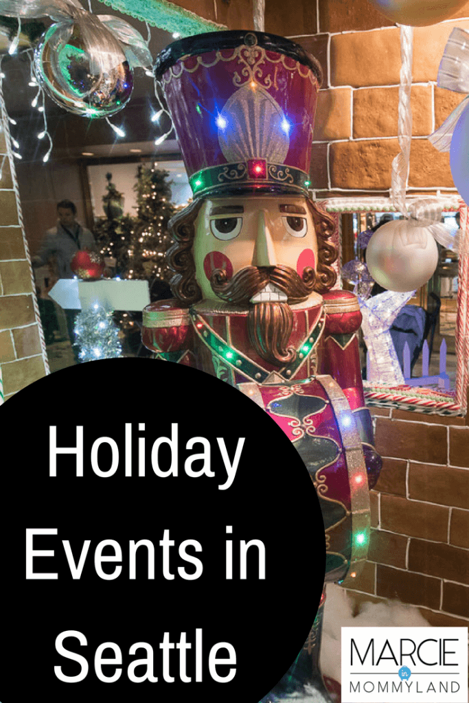 Seattle holiday events that are family friendly and great for kids