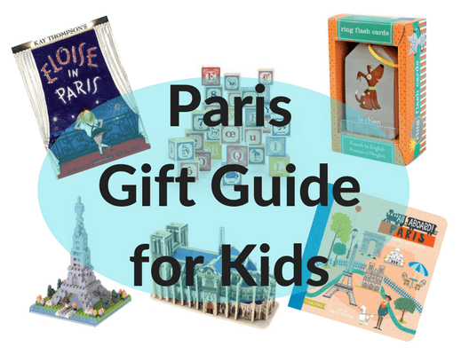 Paris gift guide for babies, toddlers and kids