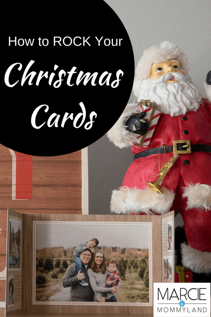 How to rock your Christmas cards this year