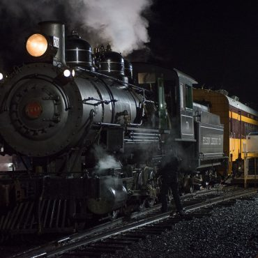 All Aboard the Polar Express™ Train Ride at Mt Rainier Railroad and Logging Museum