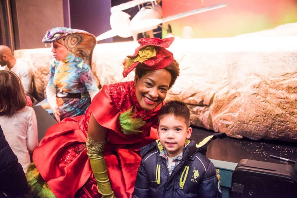 Seattle Children's Theatre's production of The Little Prince is for kids ages 6 and up