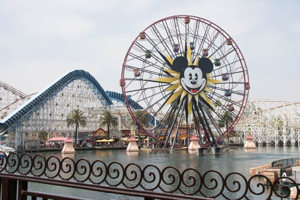 Disneyland and Disney California Adventure are great places to plan a vacation for 2018