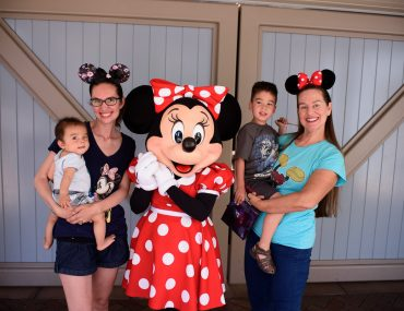 Bring Grandma to Disneyland Resort in Anaheim, CA