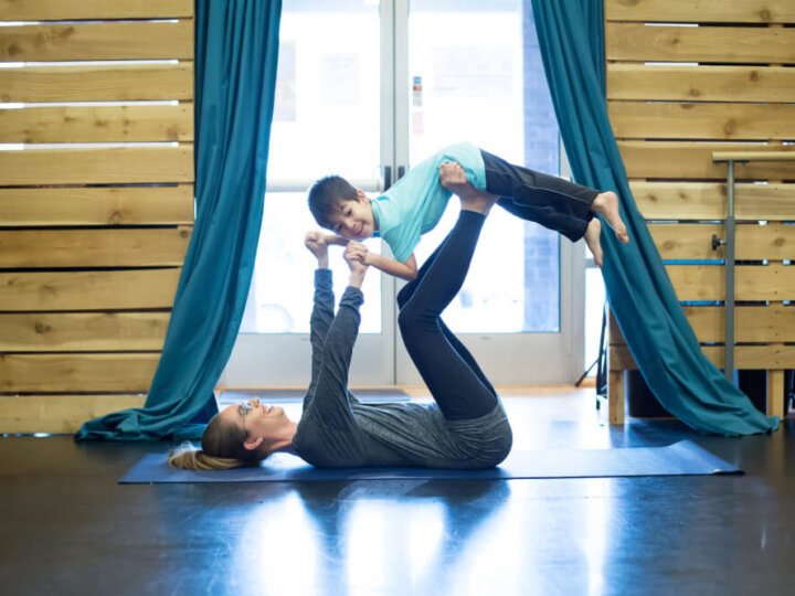 Yoga Class for Kids Teaches Calming Techniques for Toddlers & Preschoolers
