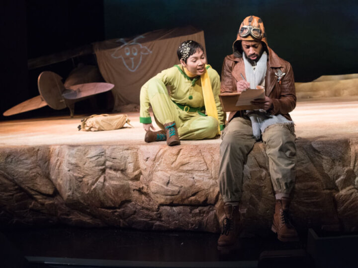 The Little Prince at Seattle Children's Theatre