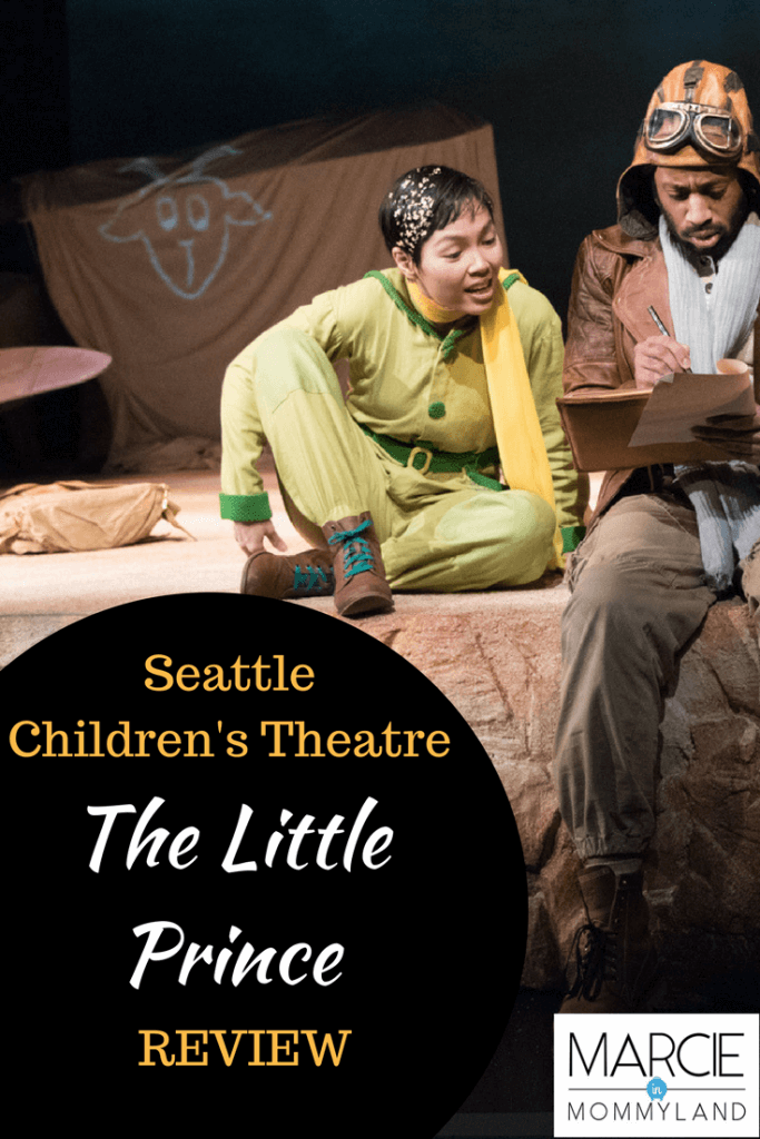 The Little Prince at Seattle Children's Theatre review