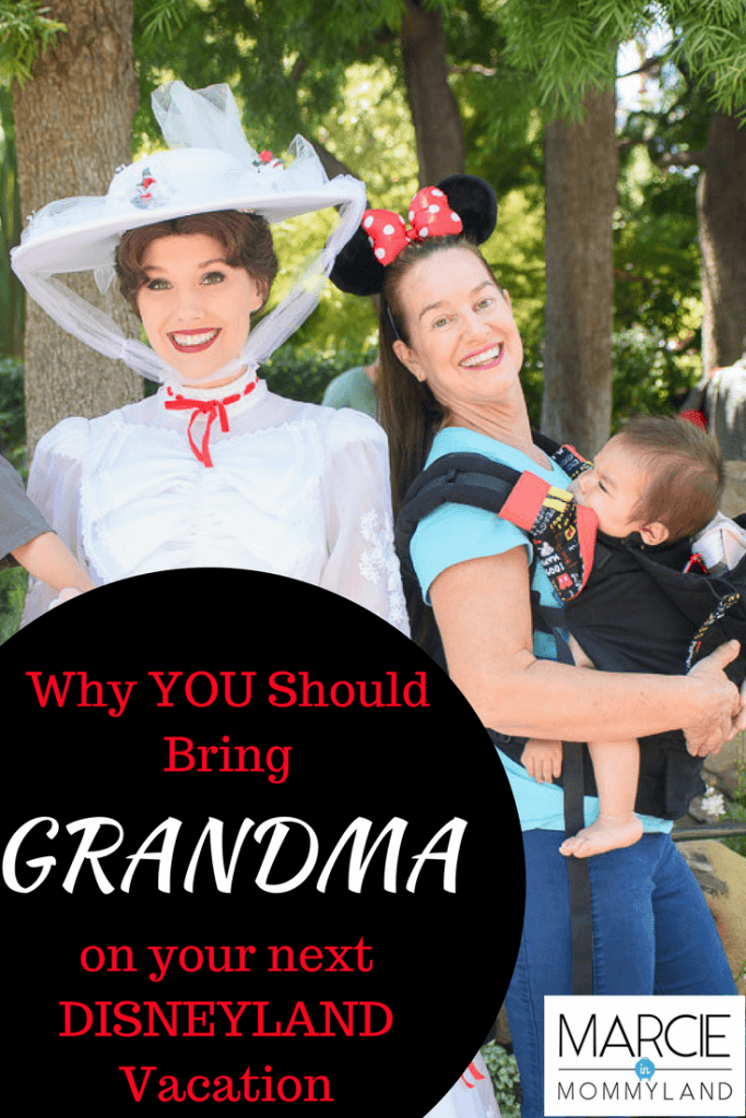 Why you should bring Grandma to Disneyland