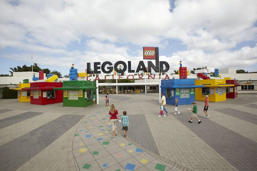 LEGOLAND California is a great spot for a family vacation