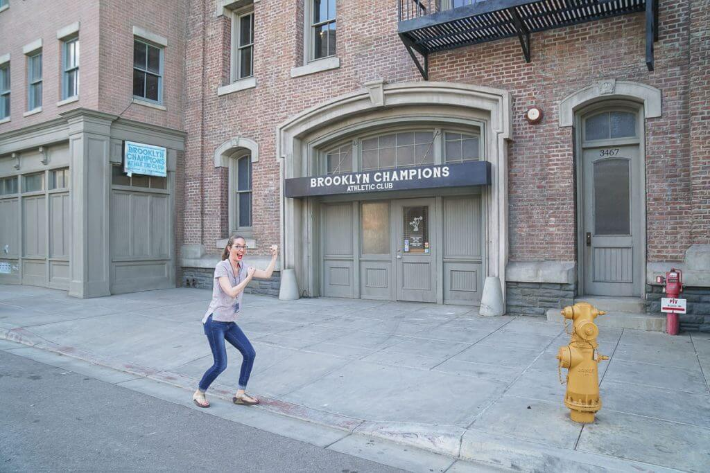 Champions is a new show by Mindy Kaling filmed at Univeral Studios Hollywood