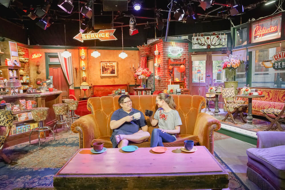 5413a706a2d14 Sip Coffee at Central Perk During Your Warner Bros Tour in Hollywood