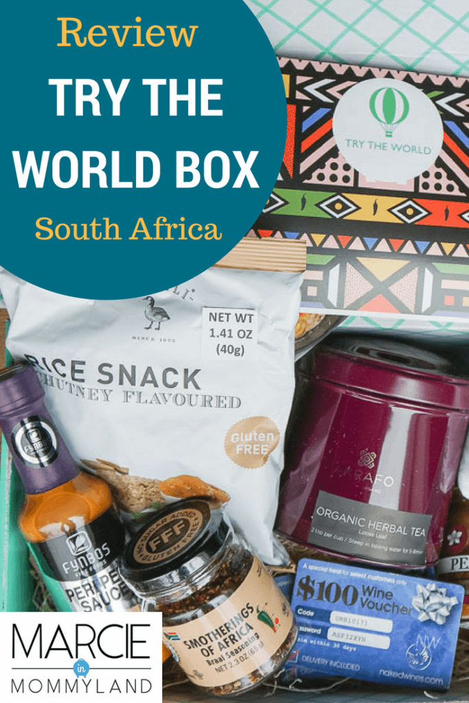 Try the World monthly subscription box