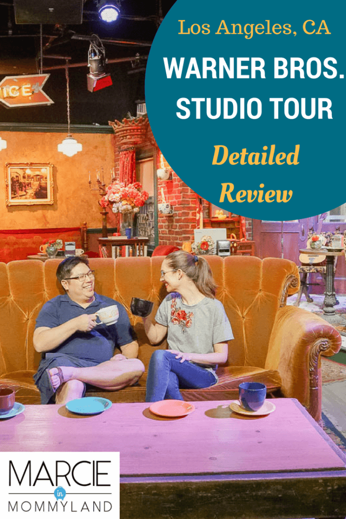 Detailed review of the Warner Bros. Studio Tour in Hollywood, Los Angeles, California