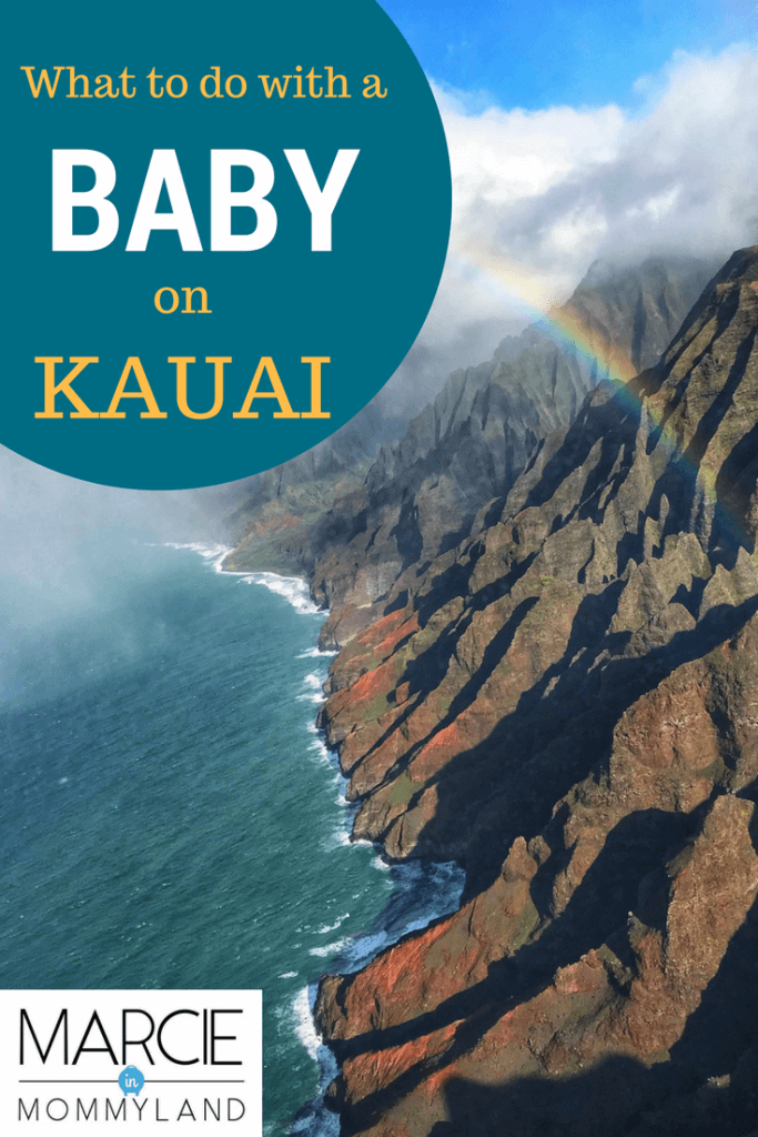 Tips and tricks for navigating Kauai with a baby