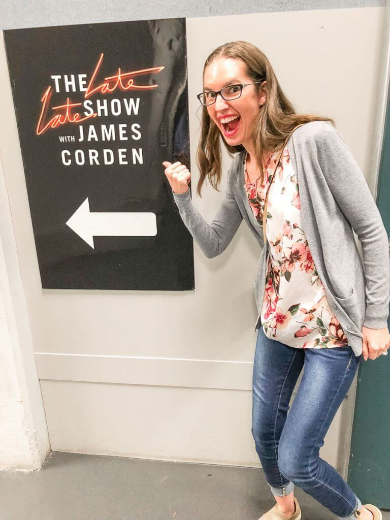 If you're looking for free activities in Los Angeles, attending a free tv show taping like the Late Late Show with James Corden is always fun! Late Late Show Tickets are free!