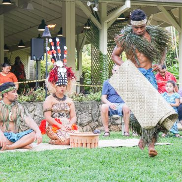 Toa Luau is Oahu's Newest Family-Friendly Luau