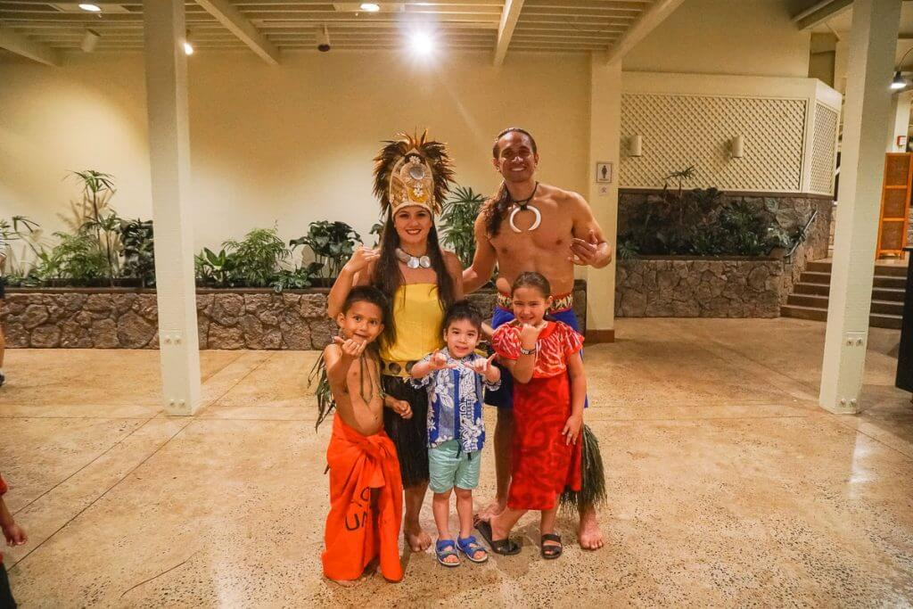 Toa Luau is Oahu's newest authentic luau that is perfect for families with babies, toddlers, preschoolers and children of all ages. If you're looking for fun things to do in Oahu, a stop at Toa Luau is a great Hawaiian activity.
