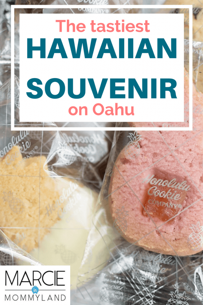 Honolulu Cookie Company offers Hawaiian Cookies in Waikiki