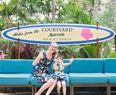 Why Courtyard by Marriott Waikiki Beach is One of the Best Hotels in Waikiki for Families