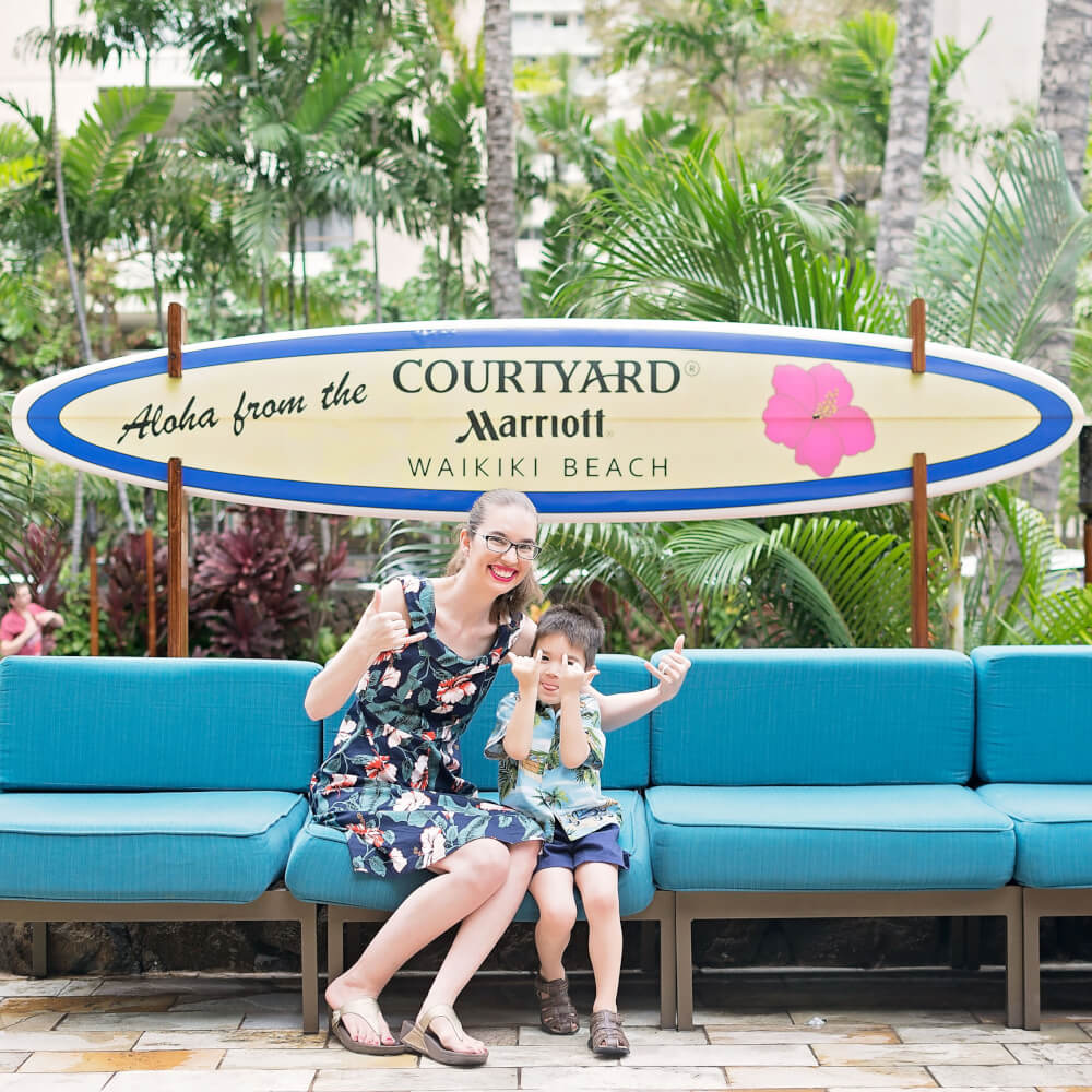 Why Courtyard By Marriott Waikiki Beach Is One Of The Best Hotels In For Families